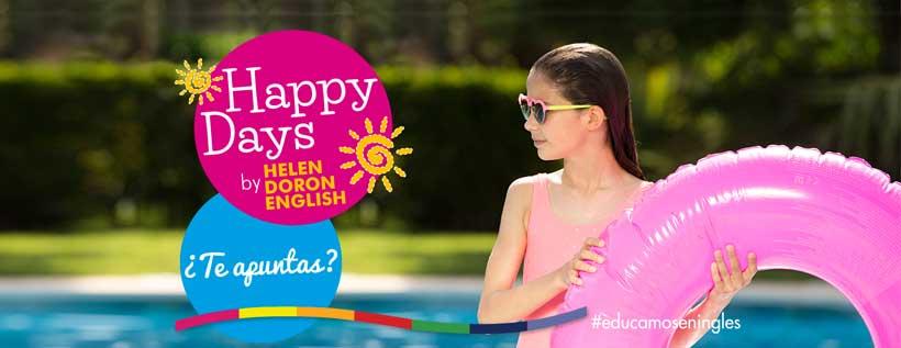 Cursos de inglés en verano con Helen Doron English Logroño