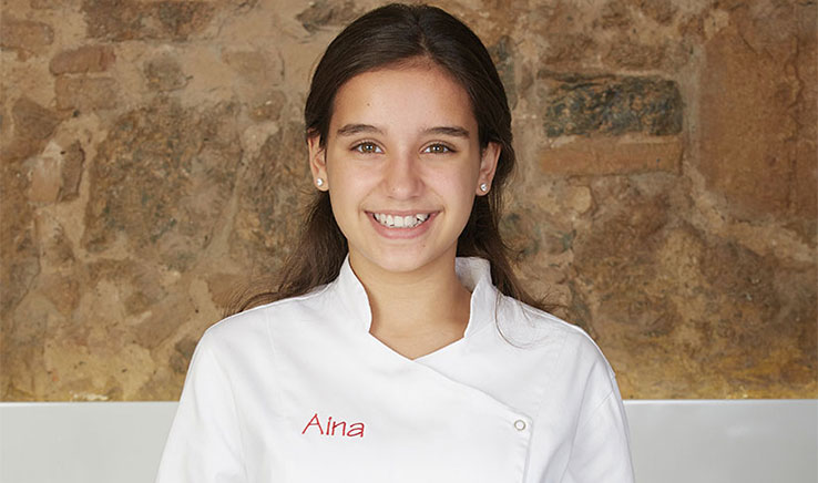 La 'masterchef' Aina Roglan visitará Santos Ochoa