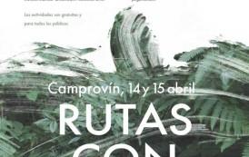Esta Semana Santa, participa en las 'Rutas con Arte' de Camprovín