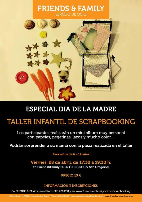 taller-infantil-scrapbooking-logrono