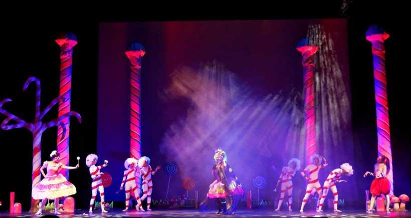 El musical de 'Charlie y la Fábrica de Chocolate', en Logroño