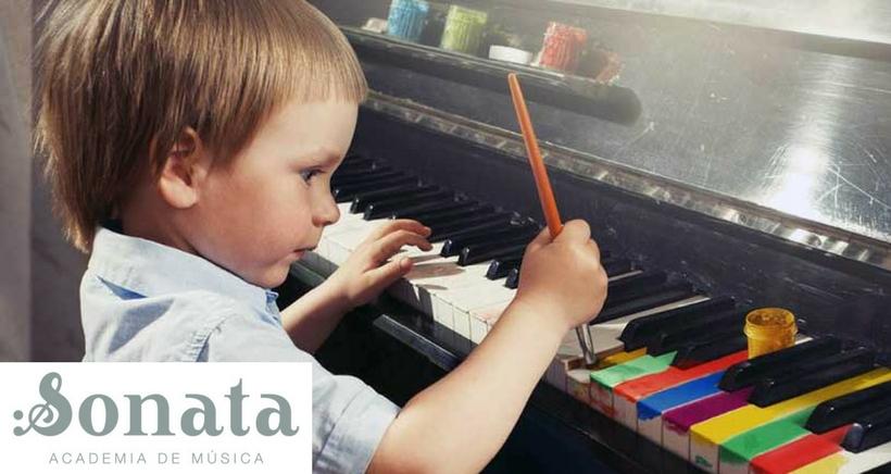 Ludoteca de música en Academia Sonata