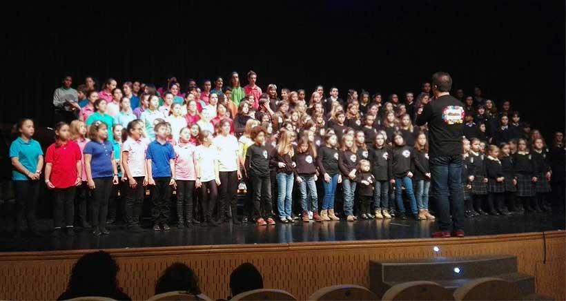 Encuentro de Coros Infantiles y Juveniles de La Rioja