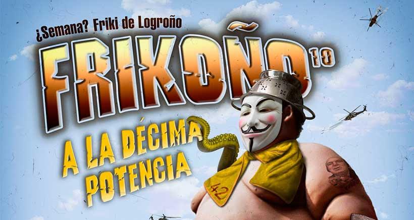 Los 'minifrikis' de Logroño también tienen sitio en Frikoño 2019