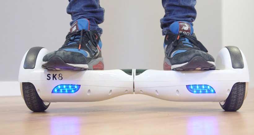 Concurso De Hoverboards En Media Markt Logroño