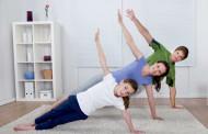 Jornada de pilates para niños y familias