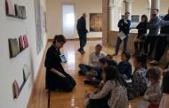 Taller de arte, cultura y creatividad en familia, en el Parlamento
