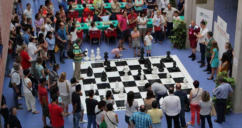 El ajedrez, un deporte para todos