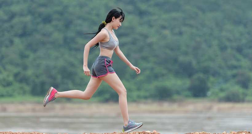 La alimentación ideal para las amantes del running