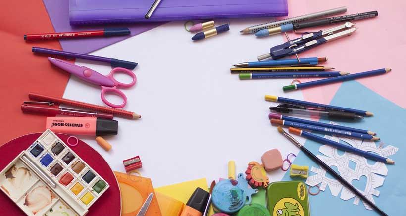 Ayudas de 60€ para libros y material escolar de Infantil en Logroño