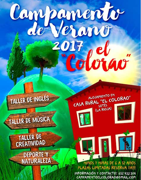 campamento-verano-El-Colorao-Sotes-La-Rioja