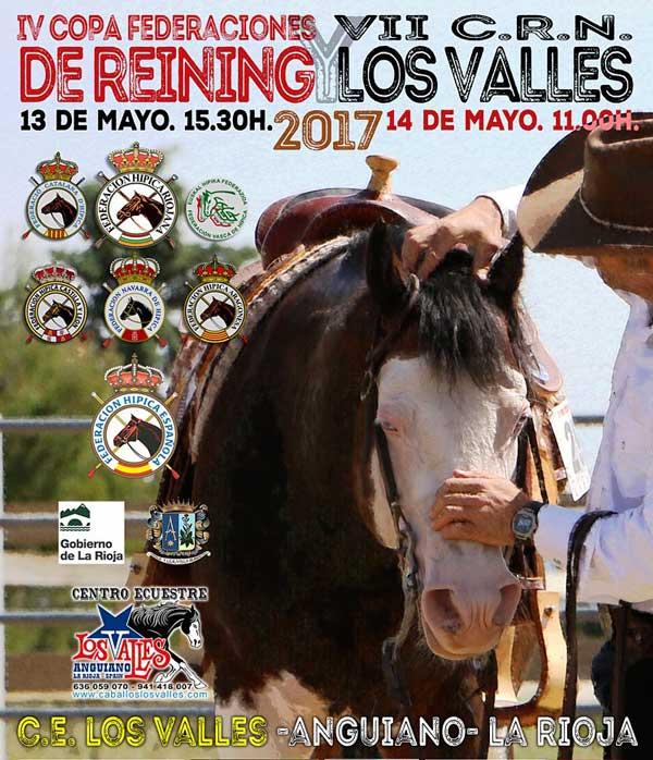 campeonato-reining-en-La-Rioja