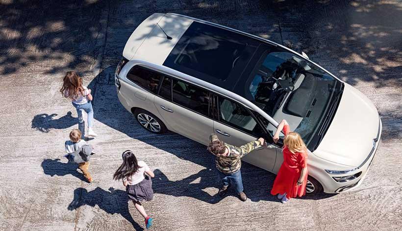 Descuentos especiales para familias numerosas en Citröen-Auto Iregua