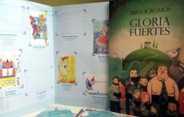 La Biblioteca Rafael Azcona regala los cromos de Gloria Fuertes