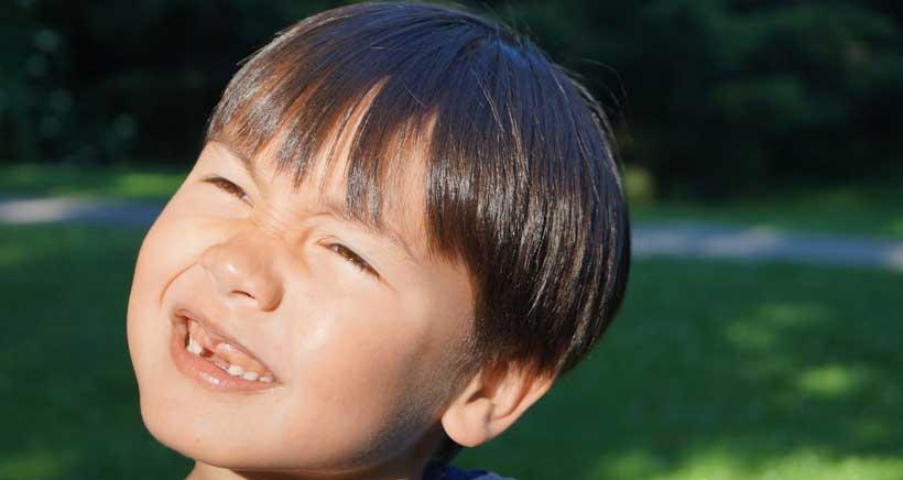 ¿A qué edad se caen los dientes de leche?