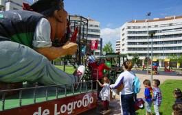 El barrio de Los Lirios se viste de fiesta