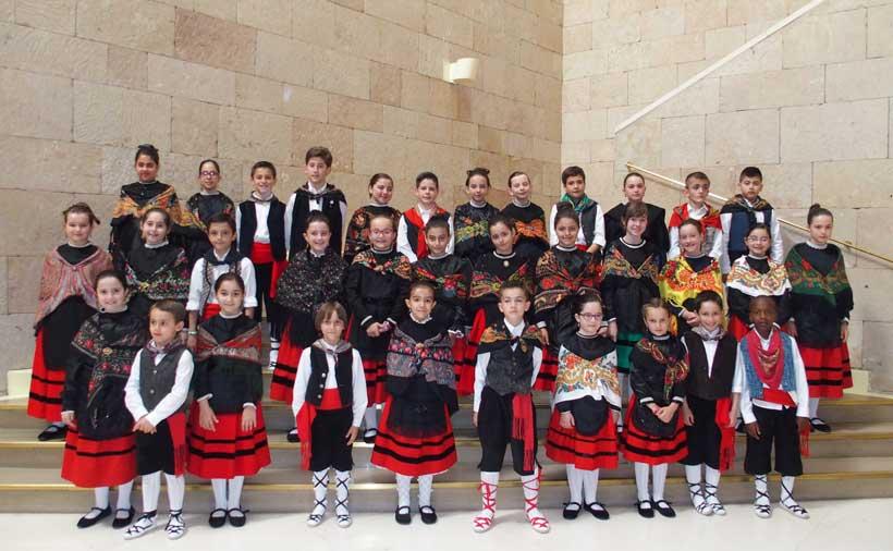 Ya conocemos a los 35 niños representantes de la ciudad