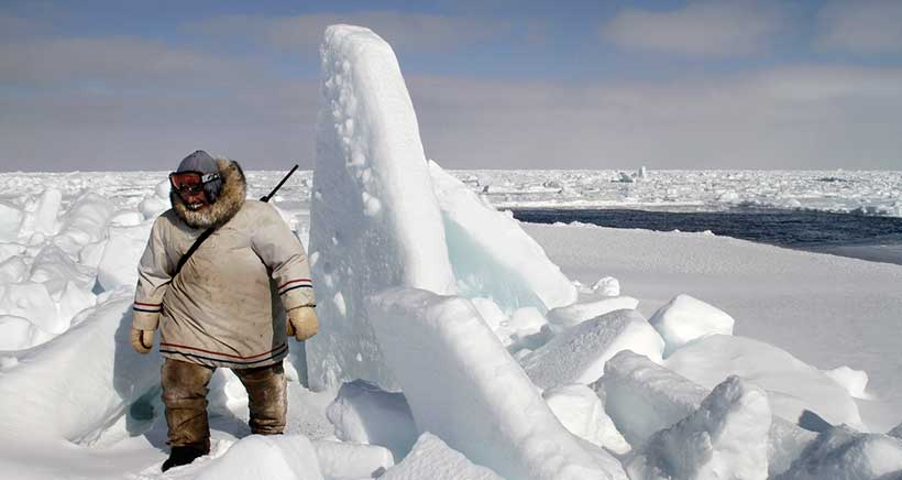 El-artico-se-rombe-inuit
