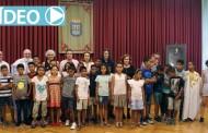 Los 40 niños saharahuis de 'Vacaciones en paz' ya están en Logroño