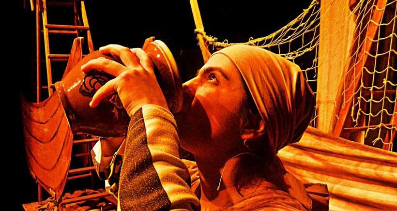El teatro infantil vuelve a las veladas culturales 'Ven a la Bene'