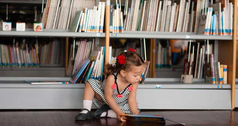 Verano en la Biblioteca Rafael Azcona