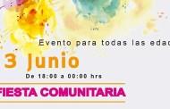 Fiesta para todos en el Centro Cívico Madre de Dios