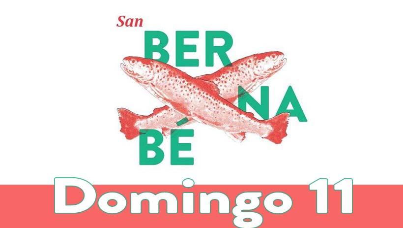 Domingo 11 de junio: Programa San Bernabé 2017