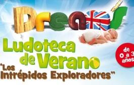 Ludoteca de verano en Dreams, para pequeños exploradores de 0-3 años