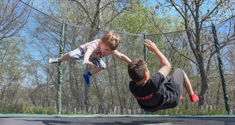 La importancia del movimiento en los niños de 3 a 6 años