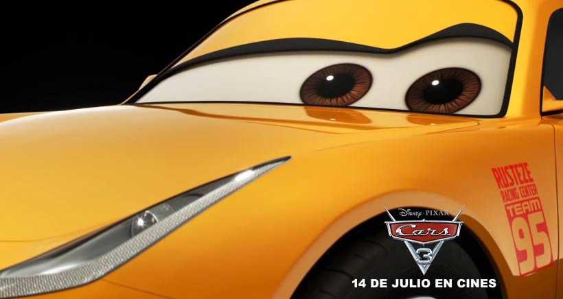 Estreno de Cars 3 en los cines de Logroño