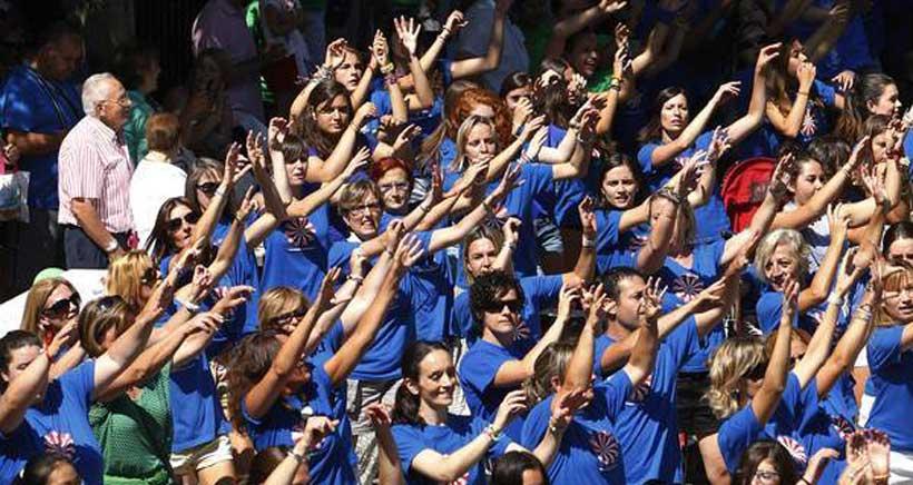 Fiesta de la solidaridad en Torrecilla, a beneficio de Sierra Leona