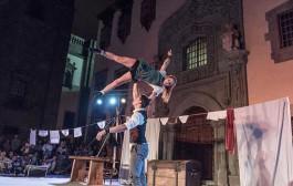 Programación del 16 Festival de Circo de Navarra