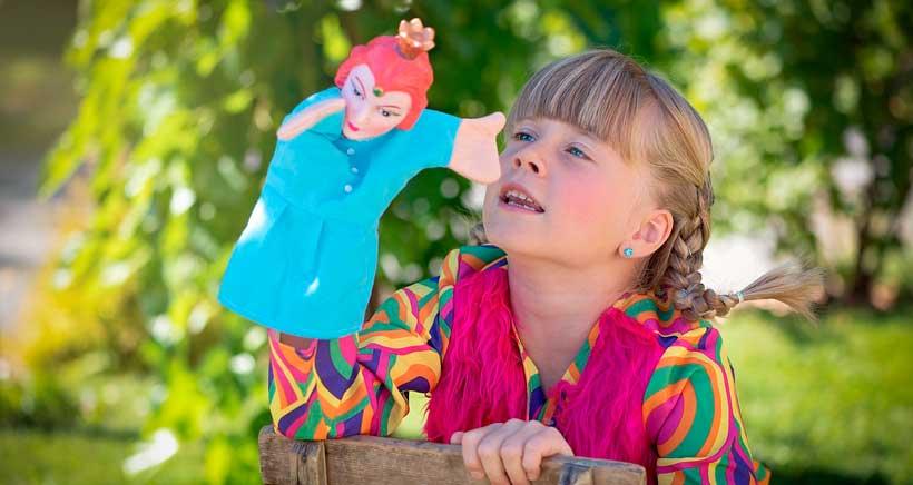 Crea una marioneta este domingo en el Aula Didáctica de La Grajera