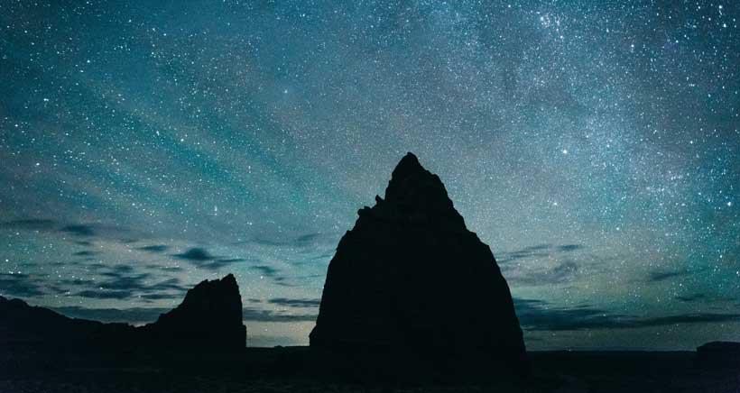 Jornadas de observación de estrellas en el cielo de verano
