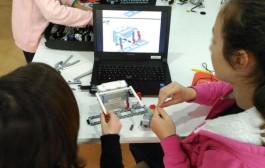 Una mañana robótica para los ingenieros del futuro