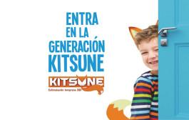 Talleres gratuitos de KITSUNE Estimulación Temprana