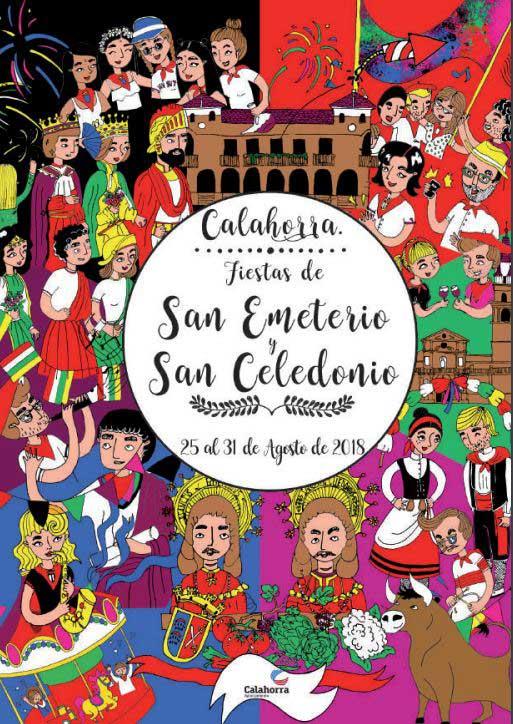 cartel-fiestas-calahorra-2018