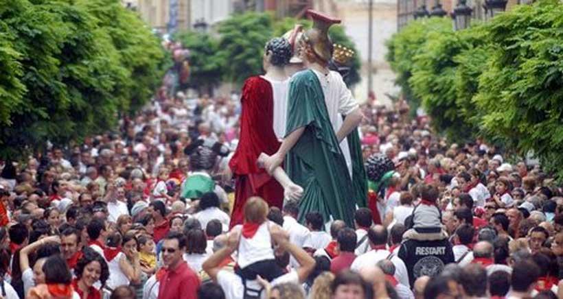 Fiestas de agosto de Calahorra 2018 (programa de actos)