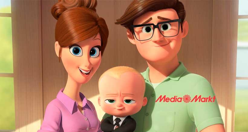 Una tarde de cine en familia en Media Markt