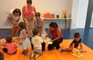 Últimos chapuzones de cuentos en la Bebeteca de la Rafael Azcona