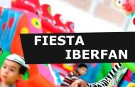 """Ibercaja organiza la """"Fiesta del circo"""" para niños en la Plaza del Mercado"""