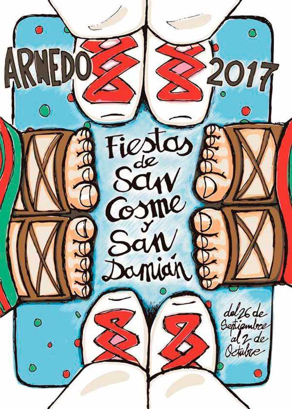 cartel-fiestas-arnedo-septiembre-2017-1