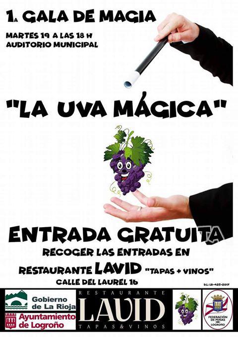 cartel-gala-magia-pena-la-uva