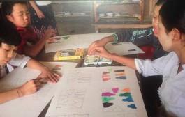 """""""Kachin: Infancia, arte y guerra"""", una exposición solidaria para reflexionar"""