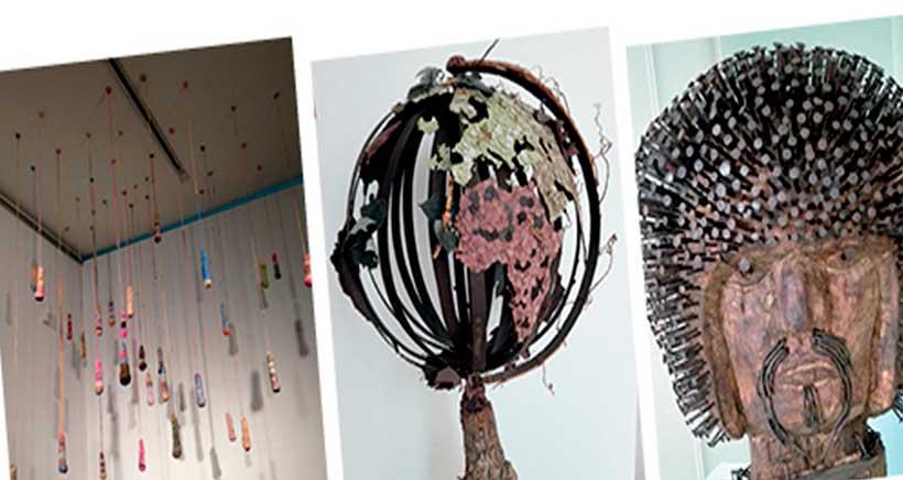 10 años de TransformARTE, el reciclaje hecho arte, en una exposición