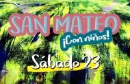 Sábado 23. Programa San Mateo 2017