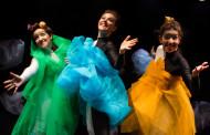 'Paragüas' inaugura el Ciclo de teatro-danza infantil en Viana