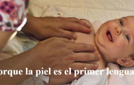 Cursos de masaje infantil para bebés y niños en Cruz Roja