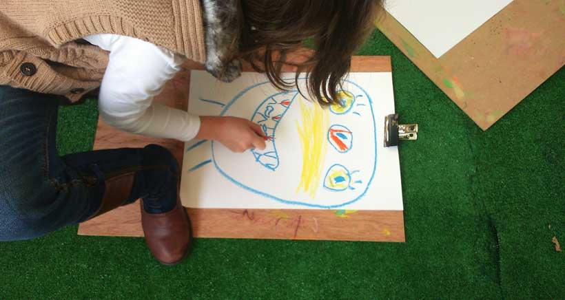 Talleres de ilustración con Aitana Carrasco en la Feria del Libro