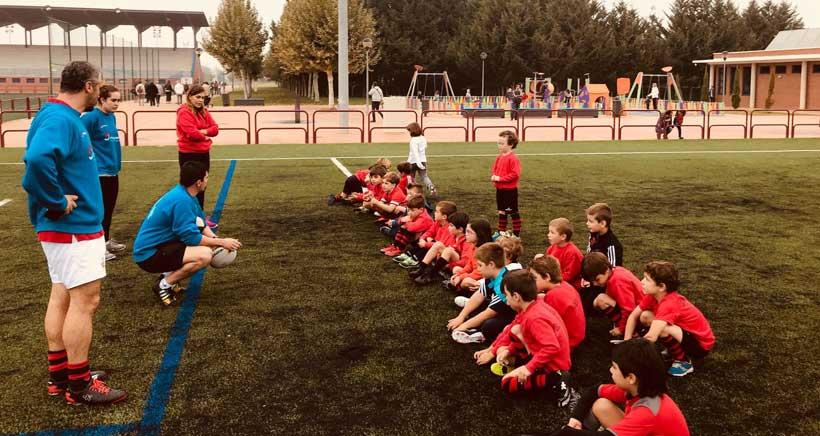 El futuro del rugby en La Rioja está garantizado